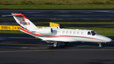 D-IAKN - Cessna 525A CitationJet 2 Plus - Private