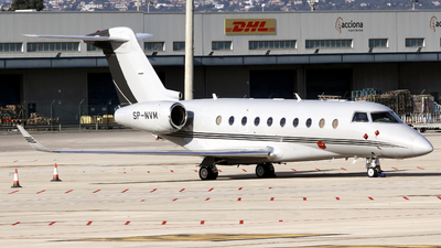 SP-NVM - Gulfstream G280 - Private