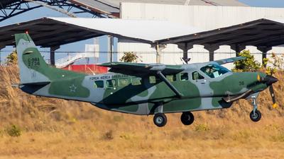 FAB2736 - Cessna C-98A Caravan - Brazil - Air Force