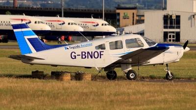 G-BNOF - Piper PA-28-161 Warrior II - Tayside Aviation