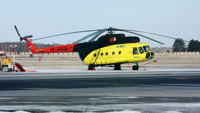 RA-22606 - Mil Mi-8T - UTair Aviation