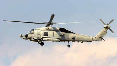168173 - Sikorsky MH-60R Seahawk - United States - US Navy (USN)