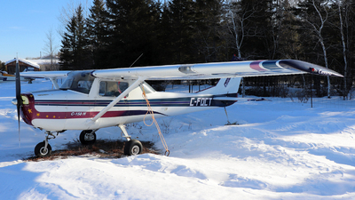 C-FQCT - Cessna 150H - Private