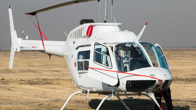 XC-JBK - Bell 206B-3 JetRanger III - Mexico - Government