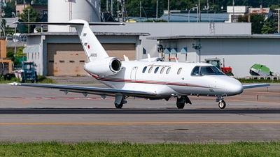 JA012G - Cessna 525 Citationjet CJ4 - Japan - Civil Aviation Bureau