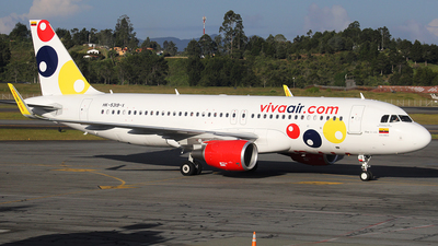 HK-5319-X - Airbus A320-214 - Viva Air Colombia