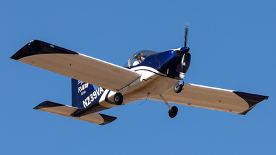 N239VA - Vans RV-12 - Private