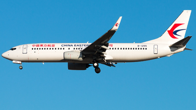 B-1255 - Boeing 737-89P - China Eastern Airlines