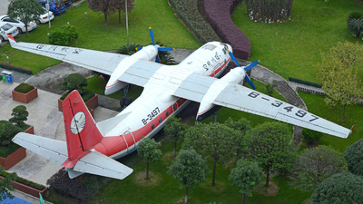 B-3497 - Xian Y-7-100C - Sichuan Airlines