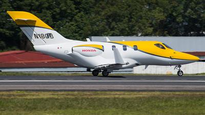 N18QB - Honda HA-420 HondaJet - Honda Aircraft Company