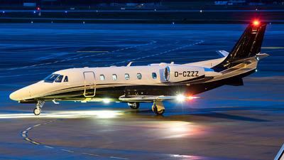 D-CZZZ - Cessna 560XL Citation XLS Plus - DC Aviation