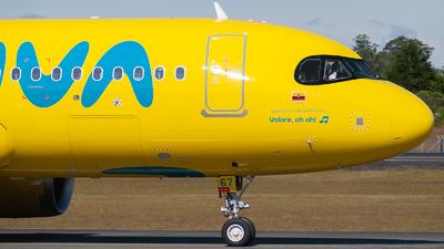 HK-5367 - Airbus A320-251N - Viva Air Colombia