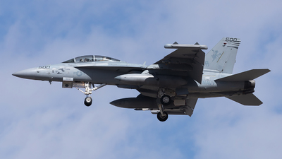 166642 - Boeing EA-18G Growler  - United States - US Navy (USN)