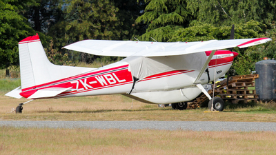 ZK-WBL - Cessna A185F Skywagon - Private