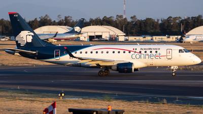 XA-ALK - Embraer 170-100LR - Aeroméxico Connect