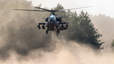 Q-21 - Boeing AH-64D Apache - Netherlands - Royal Air Force