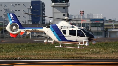 JA32NH - Eurocopter EC 135T2 - All Nippon Helicopter