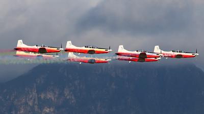 M50-05 - Pilatus PC-7 - Malaysia - Air Force
