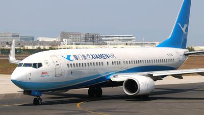 B-7178 - Boeing 737-85C - Xiamen Airlines