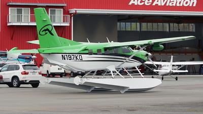 N197KQ - Quest Aircraft Kodiak 100 - Private