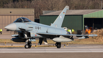 30-11 - Eurofighter Typhoon EF2000 - Germany - Air Force