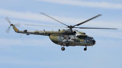 9873 - Mil Mi-171Sh Baikal - Czech Republic - Air Force