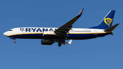 SP-RSU - Boeing 737-8AS - Ryanair Sun