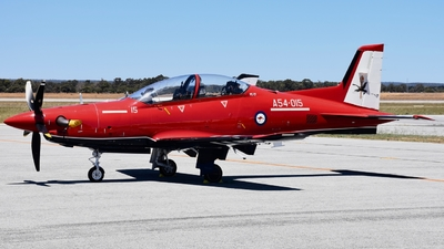 A picture of A54015 - Pilatus PC21 - [248] - © Jarrod Swanwick