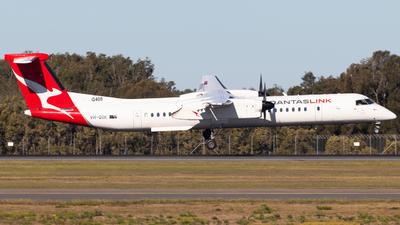 VH-QOK - Bombardier Dash 8-Q402 - QantasLink (Sunstate Airlines)