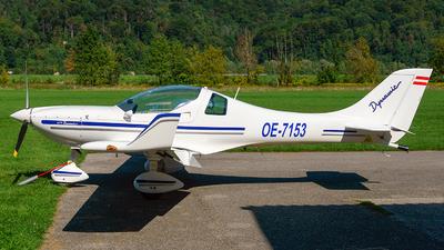 OE-7153 - AeroSpool WT9 Dynamic - Fliegerclub Linz