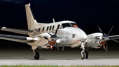 OH-BCX - Beechcraft C90 King Air - Scanwings