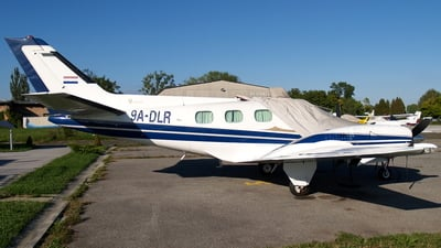 9A-DLR - Beechcraft A60 Duke - Private