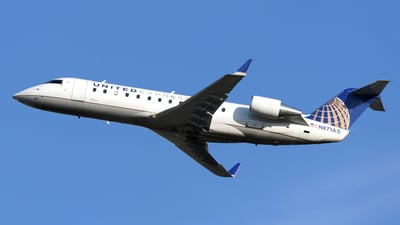 N871AS - Bombardier CRJ-200ER - United Express (ExpressJet Airlines)