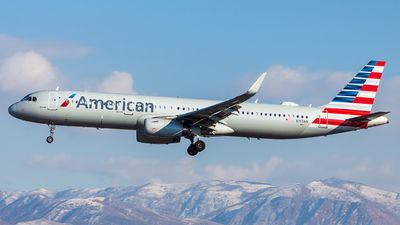 A picture of N155NN - Airbus A321231 - American Airlines - © Micah Vobora