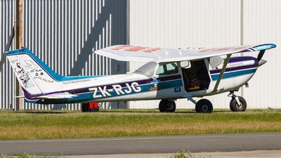 ZK-RJG - Cessna R172K Hawk XP II - Bulls Flying Doctor Service