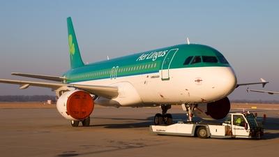 VQ-BAZ - Airbus A320-214 - Aer Lingus