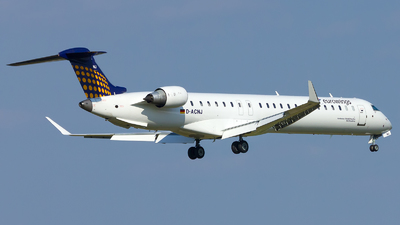 D-ACNJ - Bombardier CRJ-900LR - Eurowings