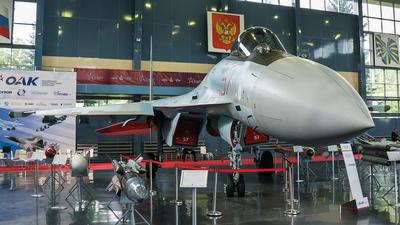RF-81745 - Sukhoi Su-35S - Russia - Air Force