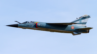 660 - Dassault Mirage F1CR - France - Air Force