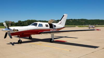 N58BC - Piper PA-46-350P Malibu Mirage/Jetprop DLX - Private