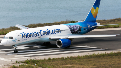 G-TCBC - Boeing 757-236 - Thomas Cook Airlines