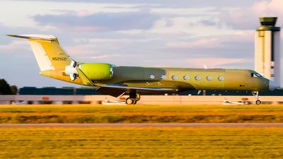 N525GD - Gulfstream G550 - Gulfstream Aerospace