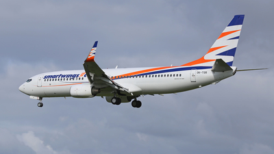 A picture of OKTSR - Boeing 73782R - Smartwings - © Frolov Sergey