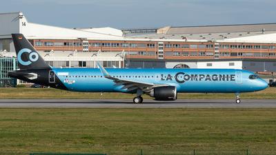 D-AYAF - Airbus A321-251NX - La Compagnie