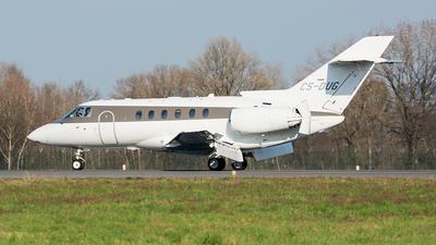 CS-DUG - Hawker Beechcraft 750 - NetJets Europe