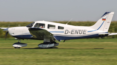D-ENUE - Piper PA-28-181 Archer III - Private