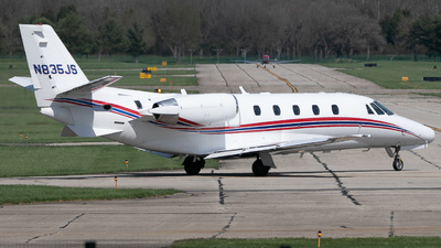 N835JS - Cessna 560XL Citation XLS - Private