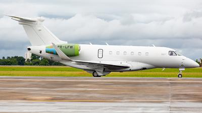PR-LFW - Embraer EMB-550 Praetor 600 - Private