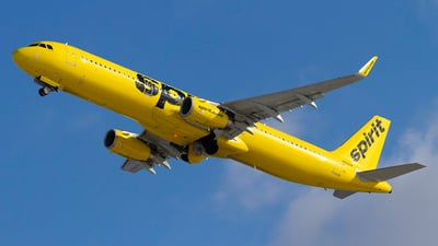 A picture of N682NK - Airbus A321231 - Spirit Airlines - © Jeremy D. Dando
