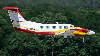 A picture of OKOKV - Piper PA42720 Cheyenne 3 -  - © zsoltiforgacs